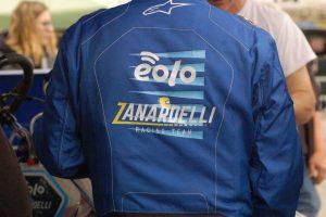 C.F.P. G. Zanardelli kart team più veloce con EOLO 16