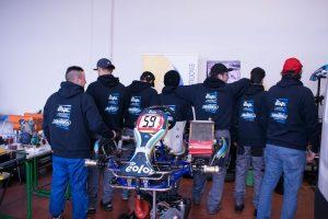 C.F.P. G. Zanardelli kart team più veloce con EOLO 17