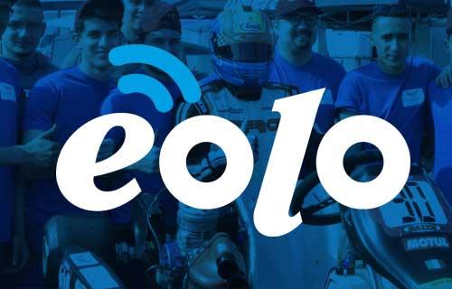 C.F.P. G. Zanardelli kart team più veloce con EOLO 1
