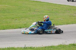 C.F.P. G. Zanardelli kart team più veloce con EOLO 27