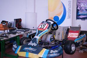 C.F.P. G. Zanardelli kart team più veloce con EOLO 6