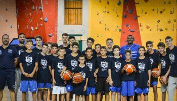 Camp Estivi Basket Brescia Leonessa a Ponte di legno