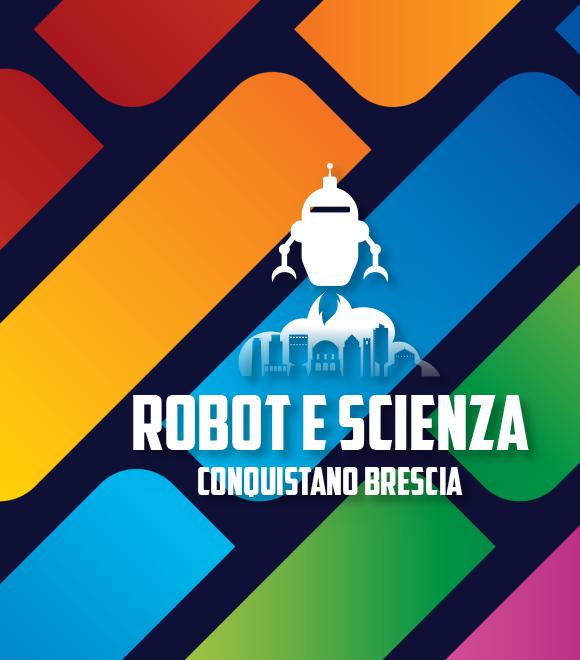 I Robot Conquistano Brescia