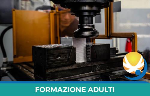 Macchine Utensili Tradizionali propedeutico al CNC 8