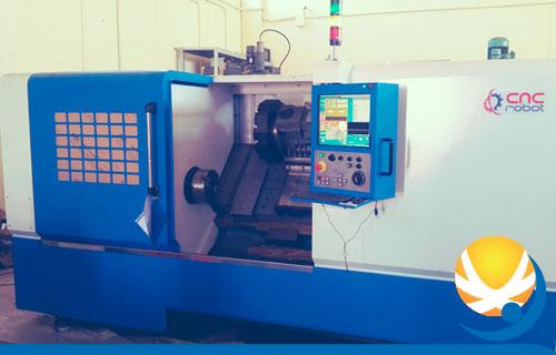 Macchine Utensili Tradizionali propedeutico al CNC 1