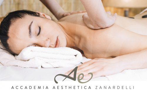 Massaggio distensivo estetico