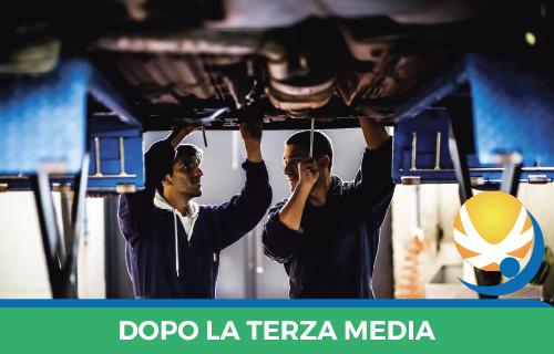 Operatore alla Riparazione di Veicoli a Motore: Riparazioni parti e sistemi meccanici ed elettromeccanici del veicolo