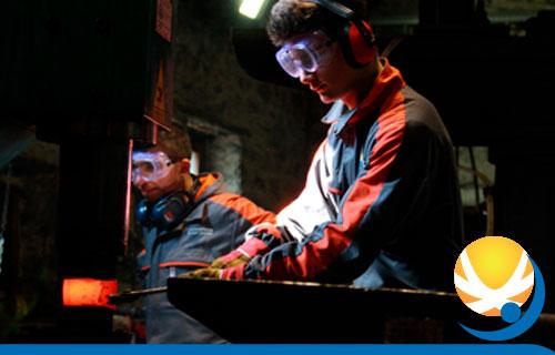 Operatore delle Lavorazioni Artistiche: Metalli - in collaborazione con Scuola in Fucina di Bienno