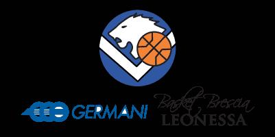 Logo Germani basket Brescia- Partner del cfp zanardelli