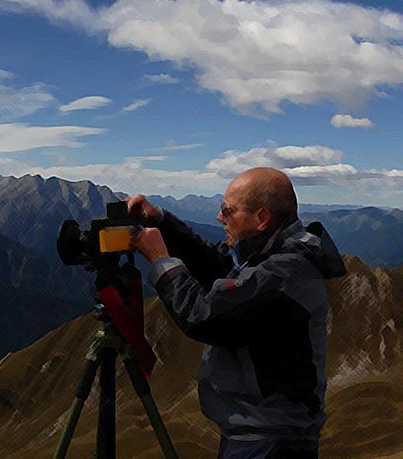 Pino Veclani  - Presentazione scatti fotografici esposizione permanente 1