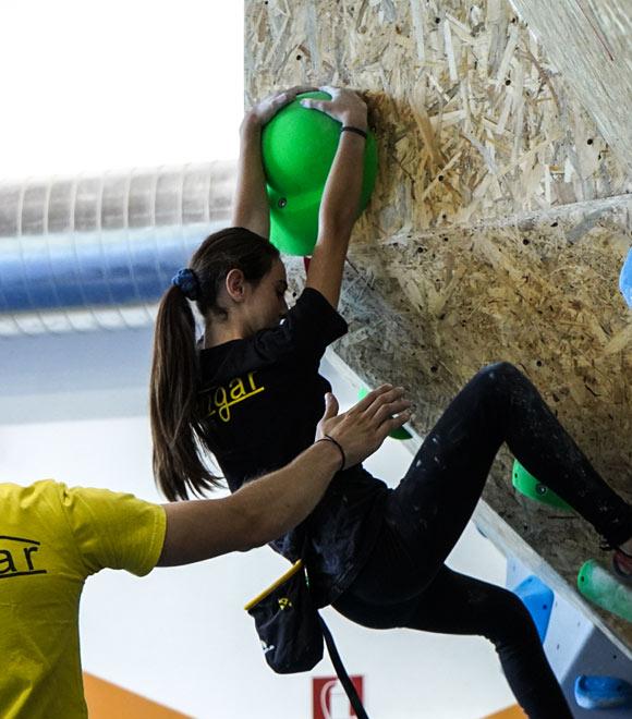 Ponte di Legno: Finali giovanili di arrampicata OPES Italia