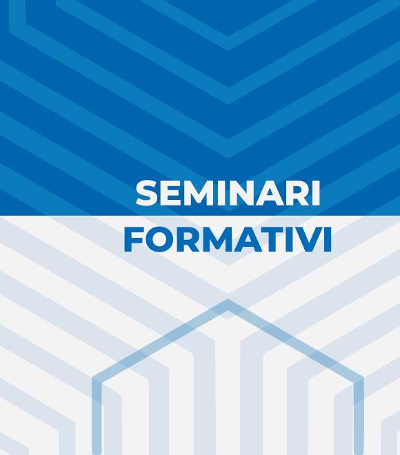 Seminari con Crediti Formativi Professionali