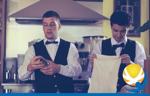 Tecnico dei servizi di sala e bar