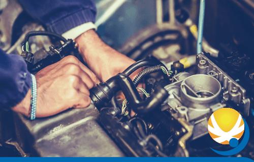 Tecnico riparatore dei veicoli a motore