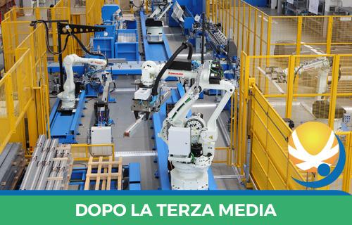 Tecnico per la Conduzione e Manutenzione di Impianti Automatizzati 3