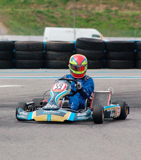 Zanardelli Eolo Kart Team