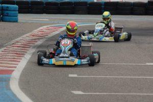 C.F.P. G. Zanardelli kart team più veloce con EOLO 15