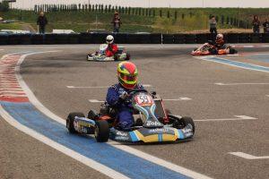 C.F.P. G. Zanardelli kart team più veloce con EOLO 19