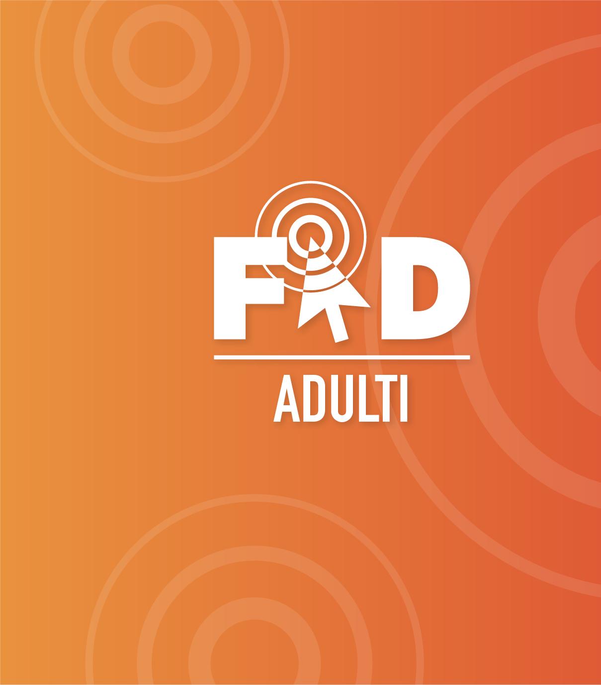 Formazione a Distanza per Adulti 1