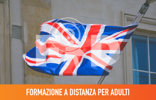 Inglese Intermedio - Livello B1 in FAD – gratuito*