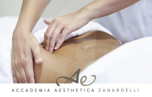 Massaggio addominale estetico