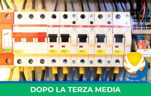 Operatore Elettrico: Installazione e Cablaggio componenti Elettrici, Elettronici e Fluidici